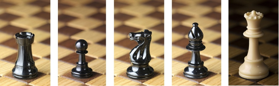 Michael Maggs Chess Pieces