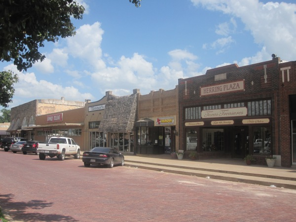 vvdenman small town