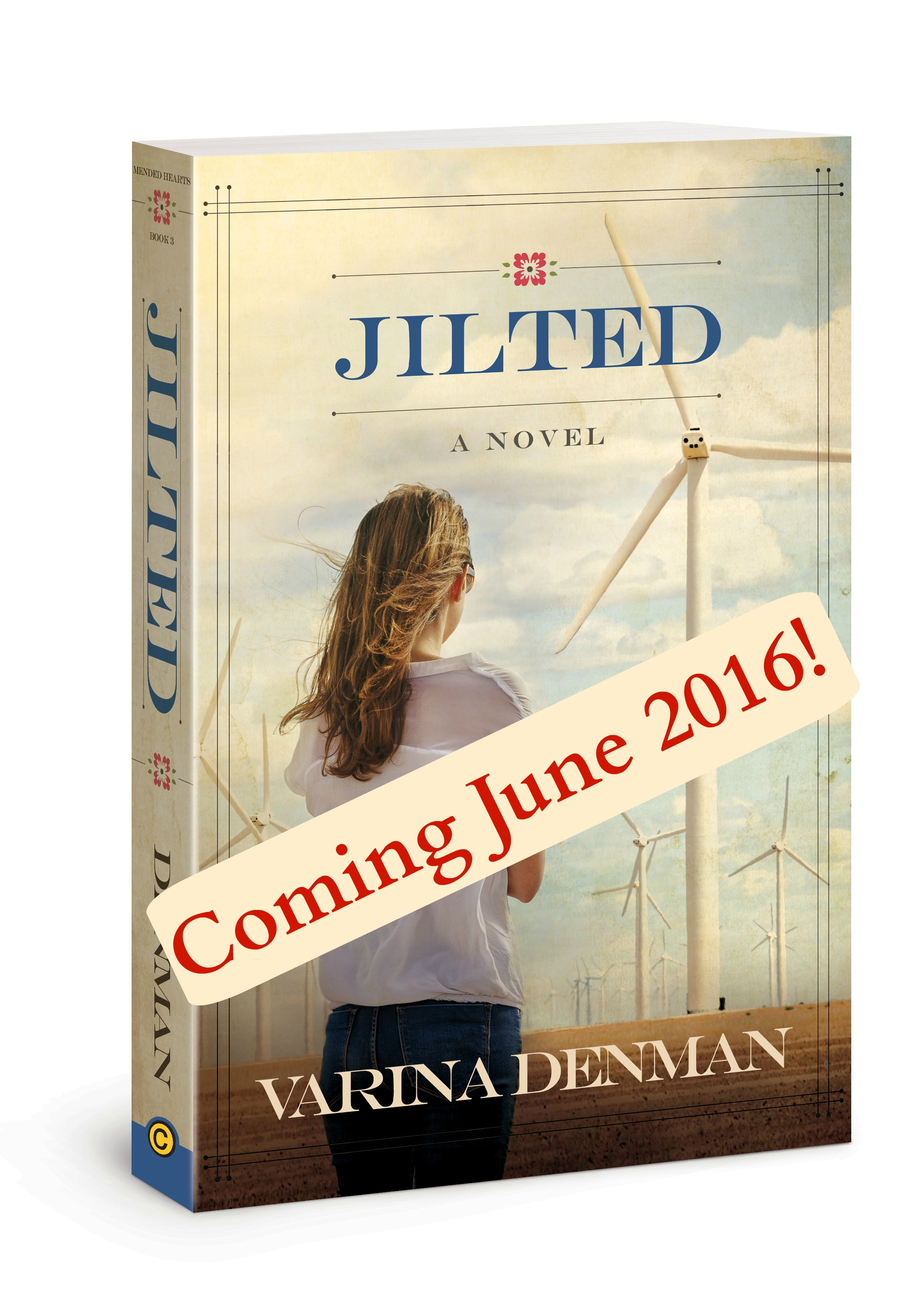 Varina Denman Jilted Cover 3D Coming Soon