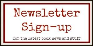 Varina Denman Newsletter Sign-up