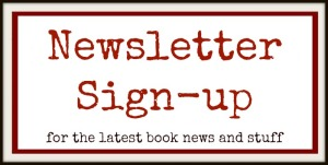 Varina Denman Newsletter Sign-up